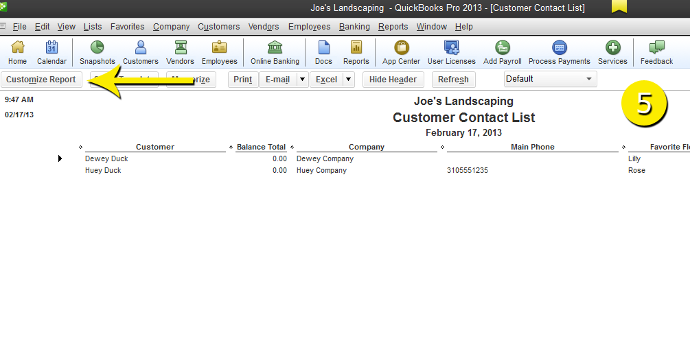 L2-10 - Custom Field Report - Step 5 - Begin Filter - Free QuickBooks Tutorials