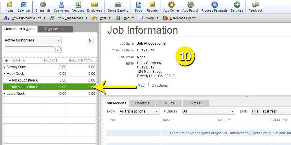 L8 - Create A New Job - Step 10 - Second Job Added