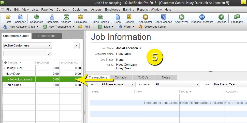 L9 - Delete A Job - Step 5 - Make Job Inactive